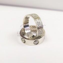 Обручальные кольца Cartier LOVE